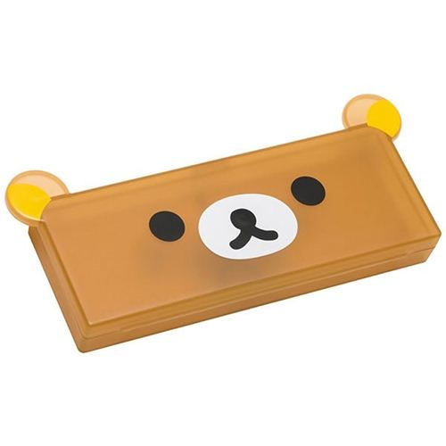 Rilakkuma Pencil Case - Kawaii Unicorn