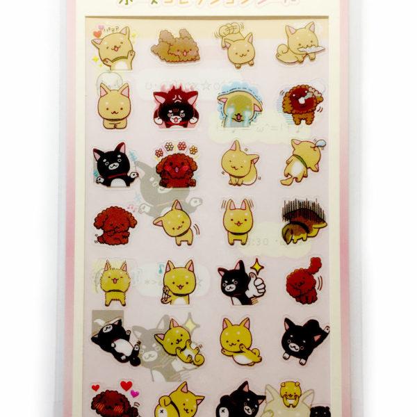 Iiwaken Sticker Sheet
