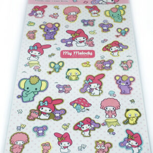 My Melody Stickers by Sanrio