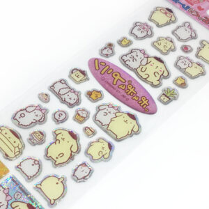 PomPomPurin Stickers by Sanrio