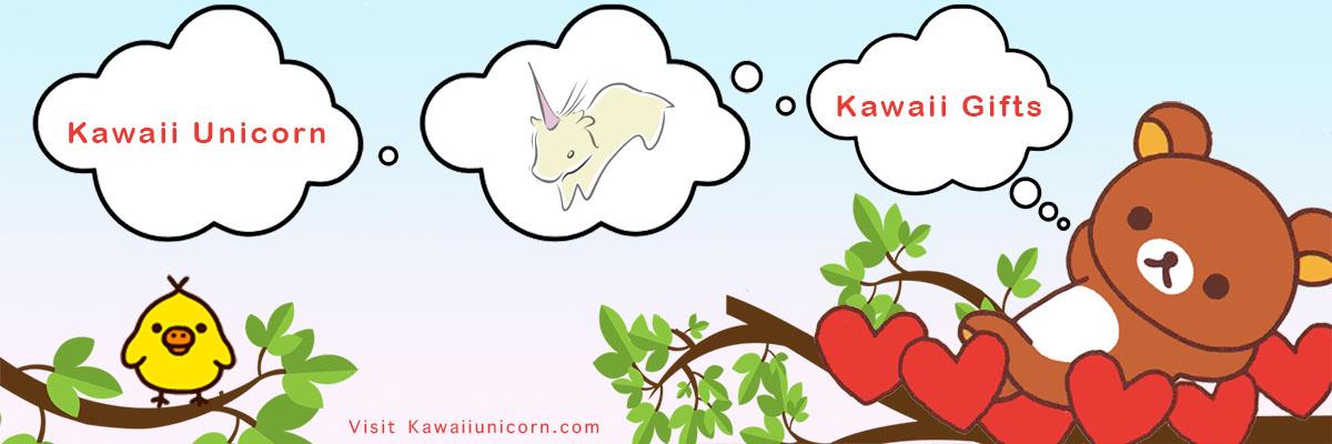 Kawaii unicorn kawaii shop selling Japanese cute character goods