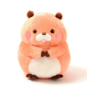 Plush Beaver Keychain by Amuse