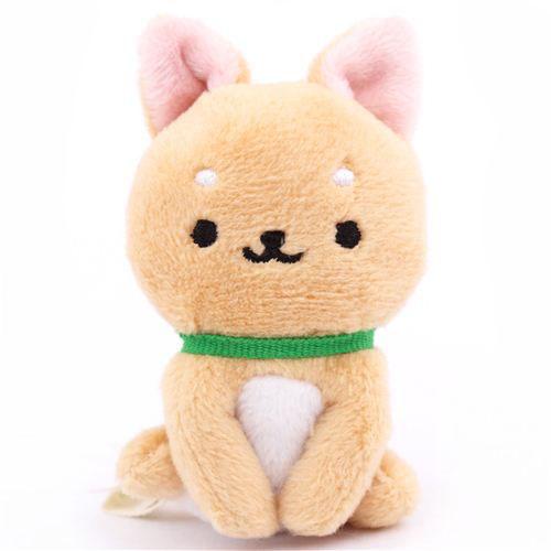 Iiwaken Shiba Plush Toy by San-X - Kawaii Unicorn