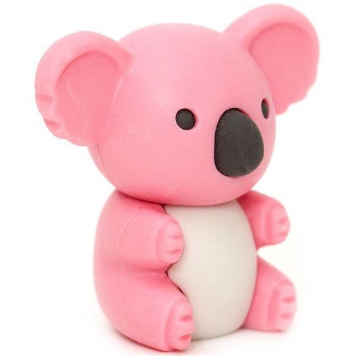 Koala Bear Iwako Eraser - imported Japanese stationery