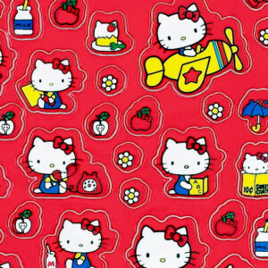 Hello Kitty Vintage Puffy Stickers