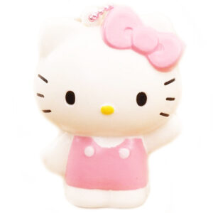 Hello Kitty Squishy Charm pink bow