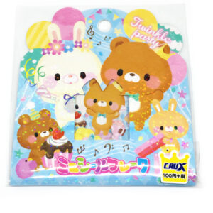 Twinkle Party Sticker Flakes