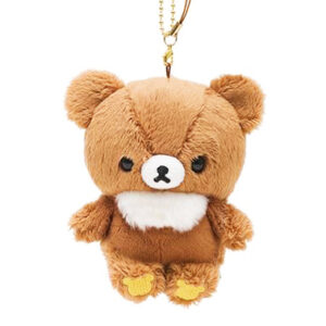 Kogumachan Plush Bear with chain by San-X