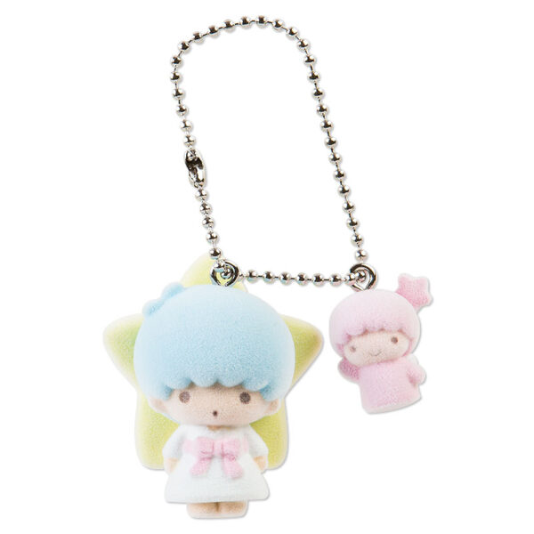 Little Twin Stars Kiki Ball Chain Mascot Keychain from Sanrio Japan